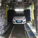 Equipo de sistema completamente automático de la lavadora del coche del túnel para la alta calidad rápida de los cepillos del lavado 14 de la fábrica de la fabricación de la limpieza