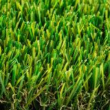 Низкая цена PE ландшафт синтетических Газонные травы