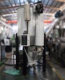Estirador de tornillo gemelo para las botellas del animal doméstico que reciclan la granulación