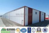 Edificio prefabricado del almacén del edificio de marco de acero