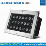 Hot Sale 18W à LED IP65 d'éclairage LED lumière souterrain