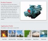 Unidad de Diesel solo multietapa de succión de bomba de agua de alimentación de calderas