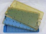 Autoklavierbare doppelte Schicht-Sterilisation-Plastiktellersegmente für chirurgische Instrumente (P501)
