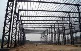 Progetto pesante di qualità superiore del magazzino della struttura d'acciaio del blocco per grafici dello spazio di struttura