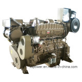 6 el cilindro Ccec Cummins expide los motores diesel Nta855-M450 de la propulsión de marina