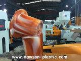 Machine en plastique en plastique de moulage par injection de moteur servo de position