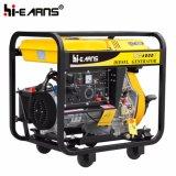 5kw de potencia del motor Diesel Portátil Generador (DG6000E)