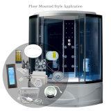 Visor LCD completo Ducha Banho controlado de vapor gerador de vapor