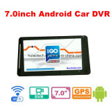 "Popular 7.0 "" Car Vehicle Truck Marine GPS Navigation with Android Google Map, FM Transmitter, AV-in for Parking Camera GPS Navigator System and Tmc Tracking Device"