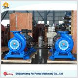 Fin d'aspiration électrique seule étape de l'irrigation de la pompe à eau