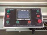 Machine van het Profiel van pvc van het aluminium de Dubbele Hoofd Scherpe