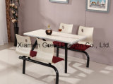 Restaurant bon marché de gros de meubles modernes (MRF170004)