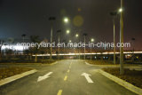110W de alta Lux calle LED de luz solar con el Ce&RoHS&FCC