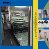 Rollo a rollo vacío máquina de recubrimiento Metallizing
