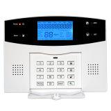 Anti-roubo sem fio/Segurança do sistema de alarma GSM espanhol com função de operação do aplicativo