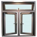Окно порошка покрывая алюминиевое с ценой по прейскуранту завода-изготовителя