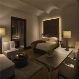 Großhandelshotel-Möbel-Zubehör-kommerzielle moderner Entwurfs-Hotel-Schlafzimmer-Möbel eingestellt für Verkauf