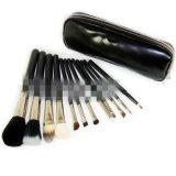 12 ПК/Счетчик косметический набор для макияжа щетки вращающегося пылесборника