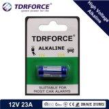 12V (27A-5PCS/pack)低い自己のDicharge中国Fatoryの高圧アルカリ電池