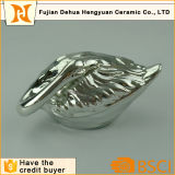 Zilveren Met de hand gemaakte Flamingo voor de Decoratie van het Huis