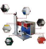 Machine d'inscription de laser de fibre de haute précision