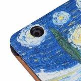 LG Gのパッド3のための印刷の革ケース8.0 V525