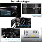 il Un-Tasto di livellamento automatico 3D CR2020 fa funzionare la stampatrice industriale in pieno montata del LED FDM 3D