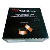 銅は二酸化炭素のガスによって保護された溶接ワイヤEr70s-6の芯を取った