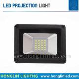 Illuminazione esterna del riflettore del riflettore LED dell'indicatore luminoso di inondazione del LED 10W
