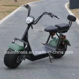 Fetter Rad-Gummireifen Usun Harley Citycoco Electrical Roller mit Cer