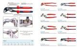 Стиль D3 канавку комбинированных щипцов, Nonslip ручки, полезным рабочего инструмента