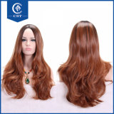 Высшее качество 100% прав два тона Омбре плести косичку волосы, Raw Омбре связки волос