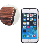 Новый характер древесины и мобильный телефон ИЗ ТЕРМОПЛАСТИЧНОГО ПОЛИУРЕТАНА защитный чехол для iPhone 7