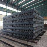 De warmgewalste die Stapel van de Staalplaat in de Fabrikant van China wordt gemaakt