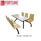 De in het groot Chinese Moderne Houten Lijst van het Ontwerp voor Restaurant/Kantine (foh-CBC08)
