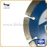 blad van de Zaag van de Diamant van de Efficiency van het Werk van 108mm het Hoge voor Marmer