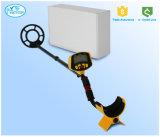 Détecteur de métaux imperméable à l'eau d'or de détecteur de long terme