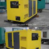 100 квт премьер-Cummins на базе дизельного генератора со звукоизоляцией