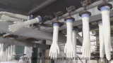 Chirurgischer Handschuh-Produktionszweig Vinylhandschuh-Maschine