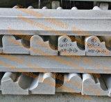 CNC PLC de AutoSteen die van het Graniet Scherpe Machine profileren