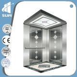 Moderne daigner avec l'ascenseur résidentiel de pièce de machine