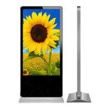 Kundenspezifische Größe LCD, die Bildschirmanzeige bekanntmacht