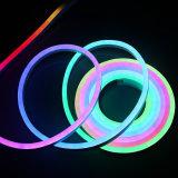 Natale facile piegare illuminazione al neon per la decorazione della festa nuziale