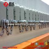 China Placa membrana hidráulica de alta qualidade Máquina de Imprensa do Filtro