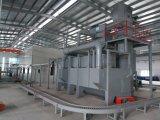 De efficiënte Ontsproten Zandstraler van LPG Gasfles voor Lopende band