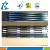 58*1800mm de tubo de vacío con el precio de fábrica de Energía Solar