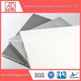 Het vuurvaste Glanzende Comité van de Honingraat van het Aluminium van de Kleur voor de Decoratie van de Muur