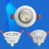 IP65 12W LED Ceiling  COB&#160 ahuecado luz; LED  Downlight