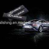 Le carbone de ceinture de sécurité de logo de véhicule de Suzuki couvre des garnitures d'épaule