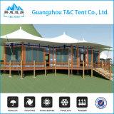De houten Tent van de Vakantiewoning voor de Decoratie van de Luxe met SGS